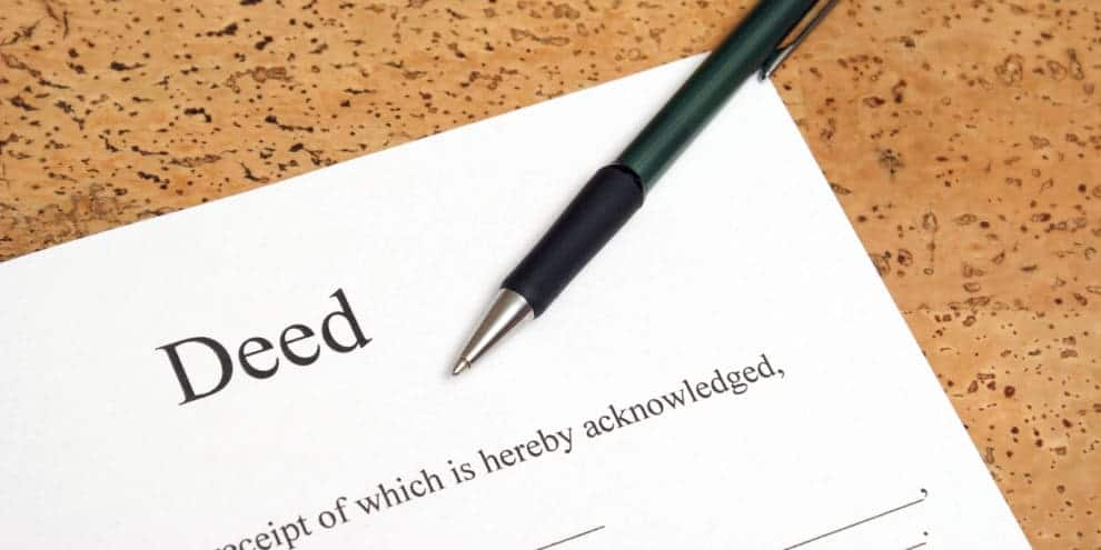 Exceptions to title can be cause for concern